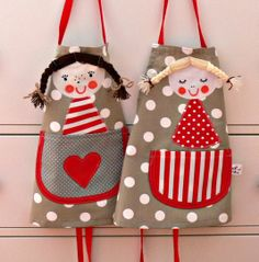 Darling little aprons