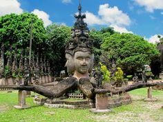 30 destinos de viagem internacional onde o Real vale mais que a moeda local Laos