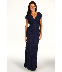 I love this dress in navy!