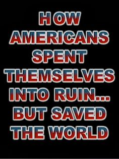 How Americans Spent Themselves into Ruin. But Saved the World David Brin, Trickle Down Economics, Change The World, All About Time, How To Plan, American, Factories, Future, Wwii