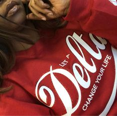 Deltas change lives Delta Sigma Theta Gifts, Divine Nine, Delta Girl, Sorority Life, Sorority And Fraternity, Greek Life, The Only Way, Low Key, Black Girl Magic