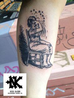 Tattoo by Nick Kater - Bläckfisk Tattoo Co.  ahoi@bläckfisktattoo.de