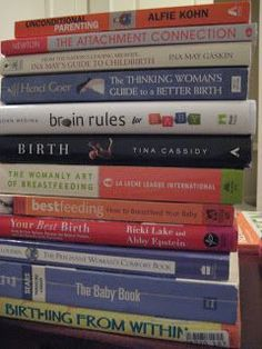 Top Ten Must-Read Natural Parenting Books. #attachmentparenting #AP