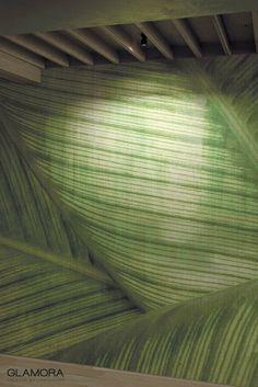 Leaf    Natural Wallcovering & Carta da Parati   Paysage collection by Glamora
