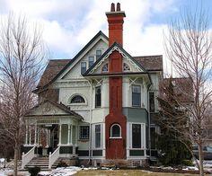 Queen Anne Revival House