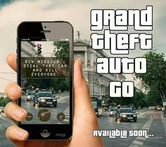 GTA GO EXCLUSIVE GAMEPLAY PICTURE