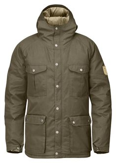 Greenland Down Jacket