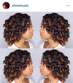 Curls, natural hair, twist out