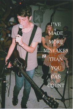 never saw it coming / tigers jaw