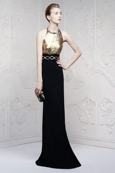 Alexander McQueen Resort 2013 Photo 1