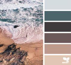 Likes, 13 Comments - Design Seeds® Colour Pallette, Colour Schemes, Color Combos, Color Balance, Color Harmony, Design Seeds, Desing Inspiration, Inspiration Boards, Vacation Images