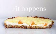 Vanilkovo-tvarohový dort bez mouky a cukru :: Fit-happens