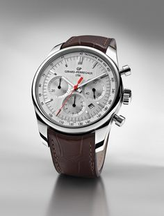 Competizione: The New Girard-Perregaux Racing Chronographs