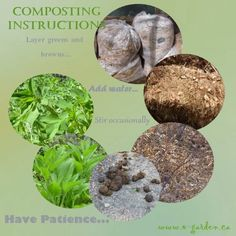 Composting Instructions - best, easiest and most reliable compost