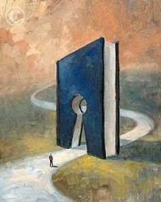 """""""La lectura es la llave que te abre nuevos horizontes"""""""