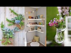 DIY ROOM DECOR 2018 ???? 20 Simple Crafts Life Hacks ???? 5-Minutes Crafts Ideas at Home Looking for some creative DIY crafts and ideas to make your bedroom dec