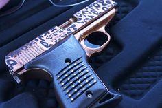 .380 handgun
