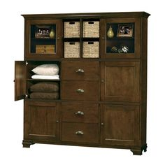 I pinned this Ty Pennington Holly Storage Cabinet from the Modern Family event at Joss and Main!