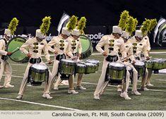 Carolina Crown Drum and Bugle Corps 2009 DCI World Championships Photo