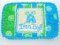 It's a Boy- Baby Shower Cake