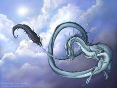 Love this dragon :)