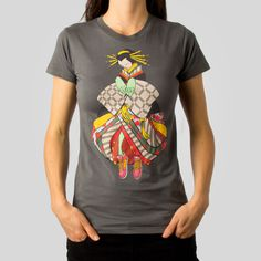 Yayseia Women's T-Shirt by Sam Flores