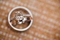 Wedding rings: http://www.stylemepretty.com/florida-weddings/jacksonville-fl/2012/07/30/jacksonville-wedding-by-jamie-fender-photography/   Photography: Jamie Fender - http://jamiefender.com/