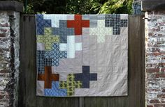 Fabric by Parson Gray, sewn by Esmari from the Warp & Weet Blog http://www.warpandweft.ca/parson-gray-quilt/#