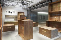 Floyd KITTE Marunouchi | Schemata Architects / Jo Nagasaka