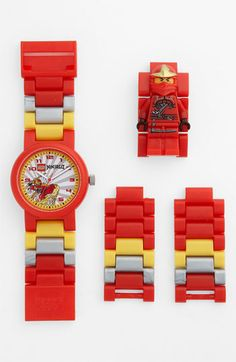 LEGO® 'Ninjago' Character Watch & Toy (Boys) available at #Nordstrom