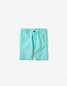 HORIZONTAL STRIPE BERMUDAS - Trousers - Boy (2-14 years) - Kids - ZARA United Kingdom