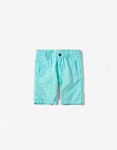 HORIZONTAL STRIPE BERMUDAS - Trousers - Boy (2-14 years) - Kids - ZARA United Kingdom