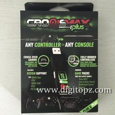 Buy Cronusmax Plus for PS4/PS3/Xbox One/ Xbox 360   https://www.digitopz.com/buy-cronusmax-plus-for-ps4ps3xbox-one-xbox-360-p-1545.html