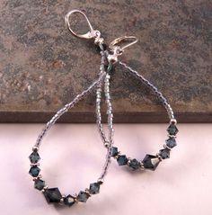 Crystal Earrings Swarovski