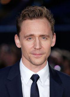 Tom Hiddleston. (Thomas William Hiddleston, 9-2-1981, Westminster, London).