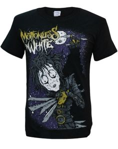MIW Edward tee. Should have bought this at the concert :c it was even designed by Angelo parente himself!!!