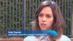Certicalia en el Telediario Fin de Semana de TVE1 el 1 de junio de 2013 sobre la obligación de obtener el Certificado Energético para vender o alquilar un inmueble.  http://www.certicalia.com/