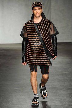 KTZ   Spring 2015 Menswear Collection   Style.com