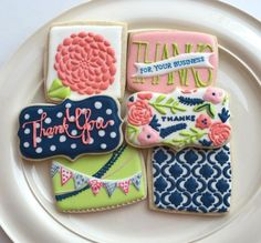 Thank you cookies   Cookie Connection by nola