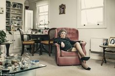Sheila Vogel-Coupe, gran of X-Factors Katie Waissel appears in Channel 4 documentary, My Granny The Escort