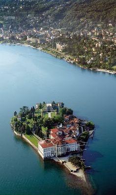 Isola Bella Island, Italy.