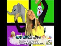 La Pandilla de Drilo - Los animales. - YouTube