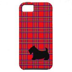 Scottish Terrier iPhone 5 Case