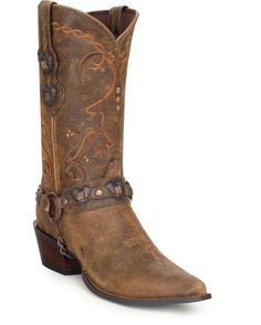 """Durango Women's 11"""" Crush Heartbreaker Boots - Dusk to Dawn  http://www.countryoutfitter.com/products/12061-womens-crush-heartbreaker-boots-dusk-to-dawn"""