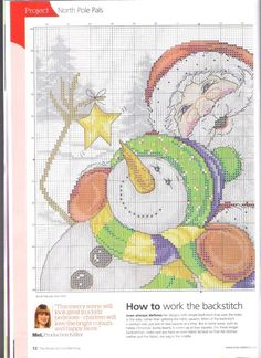 Gallery.ru / Фото #1 - The world of cross stitching 195 - WhiteAngel