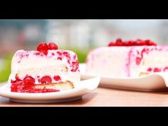Cake helado - YouTube