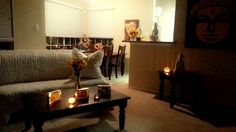 Velas para hacer la noche le dan un toque de tranquilidad al hogar