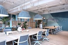 The Work Project Coworking Office by Bean Buro, Hong Kong » Retail Design Blog
