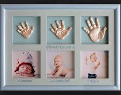 48 Ideas for baby diy projects boy pictures Baby Diy Projects, Baby Crafts, Kid Crafts, Baby Design, Baby Frame, Foto Baby, Baby Memories, Baby Keepsake, Baby Art