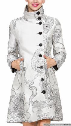 Desigual 2012, Nutell coat